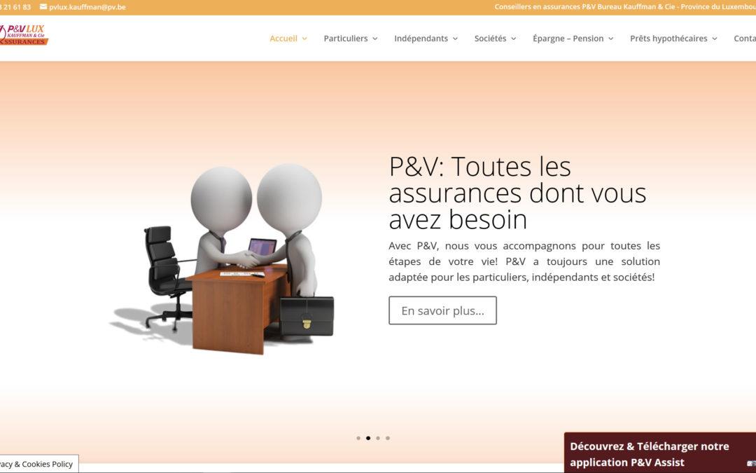 P&V Assurances – Province du Luxembourg