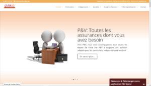 P&v assurance site internet